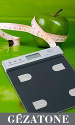 Весы напольные с анализатором жира и воды ESG2804C, Gezatone