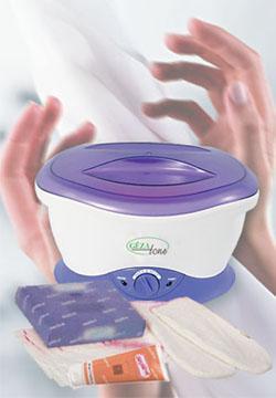Набор для парафинотерапии рук и ног Gezatone в домашних условиях Созвездие Красоты 4199.000