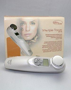 Массажер для лица, шеи и тела Ультразвук+Миостимуляция Gezatone m115 (GEZATONE)