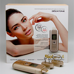 Массажер для лица «Омоложение лица и борьба с морщинами» Beauty Iris Gezatone m708