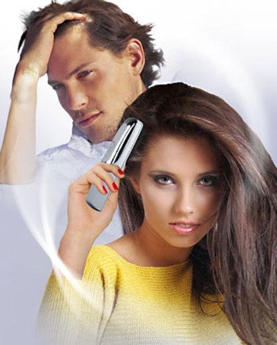 Массажер для головы Восстановление волос Laser Hair Gezatone HS586 (GEZATONE)