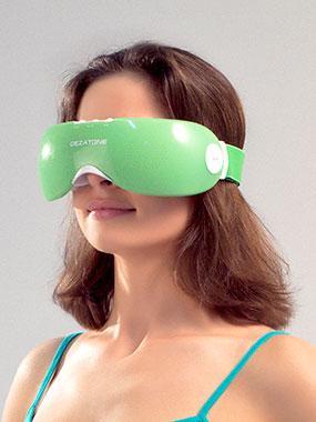 Массажер для глаз с функцией вибрации Gezatone ISee 208 + ПОДАРОК: Гелевая маска для глаз Gezatone BREEZE Созвездие Красоты 2190.000