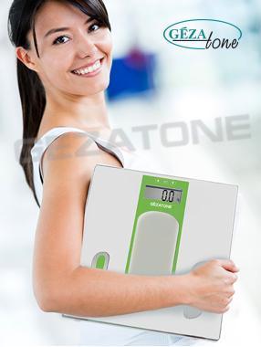 Электронные весы напольные с анализатором жира и воды Gezatone ESG2802 Созвездие Красоты 1199.000