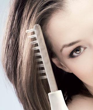 Дарсонваль-расческа для волос «Борьба с выпадением и улучшение роста» Gezatone Созвездие Красоты 2490.000