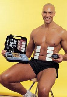 Миостимулятор для тела Ab Builder Plus (модель для мужчин), Bodi Tek Созвездие Красоты 4590.000