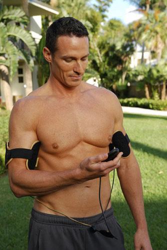 Аксессуар миостимулятор для тренировки мышц рук для мужчин Slendertone System Arms Созвездие Красоты 3560.000
