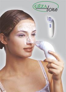 Аппарат для влажной вакуумной очистки кожи лица Gezatone