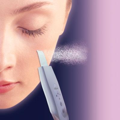 Массажер ультразвуковая чистка кожи лица и тела KUS-2K, Gezatone