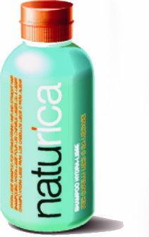 Шампунь для волос разглаживающий, NatuRica Оранжевая серия, 250 мл Созвездие Красоты 608.000