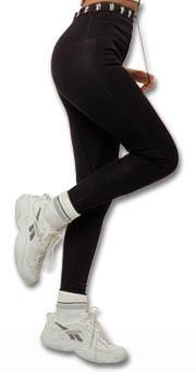 Одежда для фитнеса, брюки TurboCell с классической талией Созвездие Красоты 5145.000