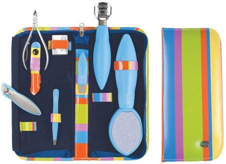 Credo Педикюрный набор №2 комплект из 7 предметов Pop Art от Созвездие Красоты