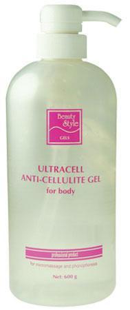 Антицеллюлитный гель для тела Beauty Style  «Ультрацелл», 600 мл Созвездие Красоты 1190.000