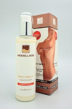Крем c фосфатидилхолином для женщин Плоский живот Modellage Beauty Style, 200мл.