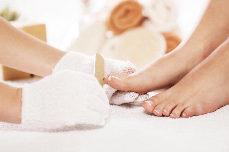 Как вылечить вросший ноготь в домашних условиях народными