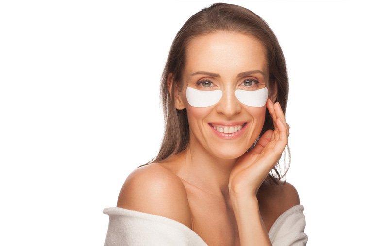 Маски для кожи вокруг глаз — эффективность домашних масок