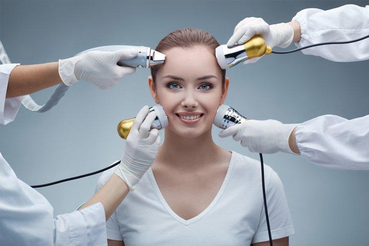 Аппаратная косметология для омоложения лица и тела: виды процедур