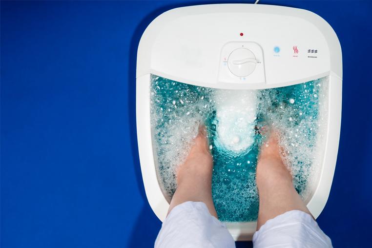 Противопоказания к применению ванночек для ног