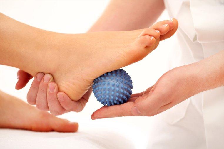 Лечение плоскостопие массажер макет женского белья