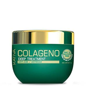 Маска для волос с коллагеном KATIVA COLAGENO, 500 мл от Созвездие Красоты