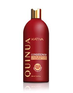 """Кондиционер """"Защита цвета"""" KATIVA для всех типов волос QUINUA, 500 мл Созвездие Красоты 1139.000"""
