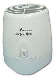 Электровоздухоочиститель бактерицидный Air purifier, RIO