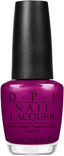 OPI Лак для ногтей OPI  Ate Berries in the Canaries, 15 ml opi лак для ногтей race red 15 мл