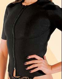 Антицеллюлитный корсет для похудения Gezanne с эффектом сауны - Белье для похудения