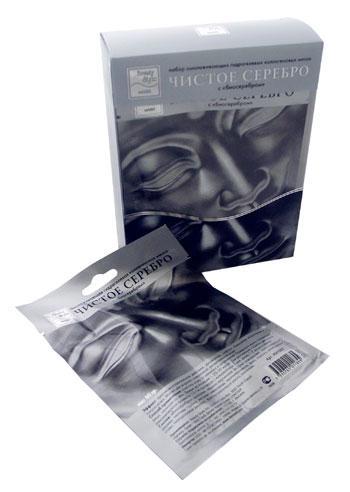 Маска для лица омолаживающая Чистое Серебро, Beauty Style вилента маска для лица омолаживающая фруктовая 10