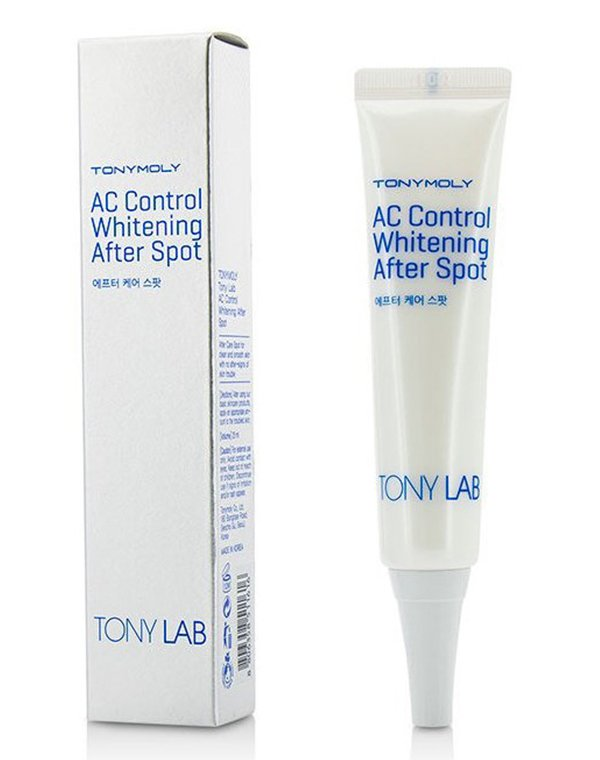 Tony Moly Спот Tony Lab AC Control Whitening After Spot, Tony Moly сыворотка tony moly floria whitening capsule essence