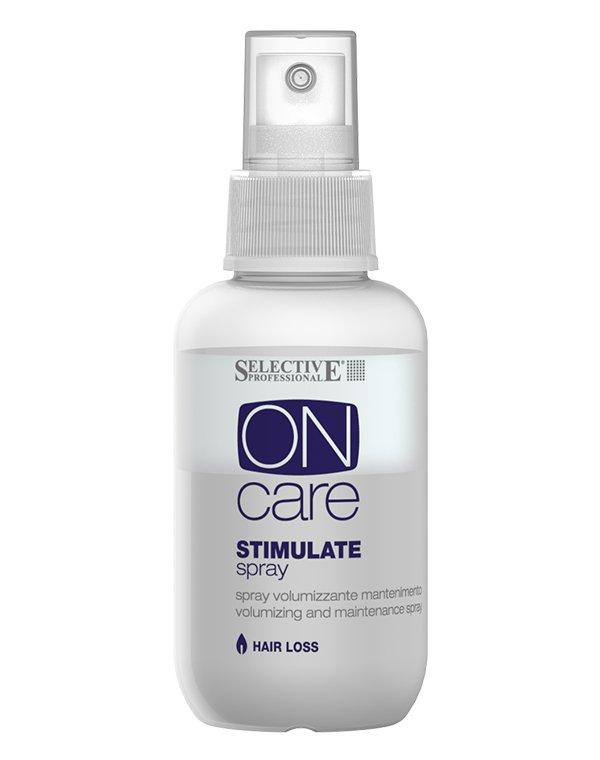 Стимулирующий спрей для объема от выпадения волос - Средства от выпадения волос