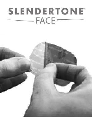 Аксессуары и расходники SLENDERTONE Электродные накладки к Slendertone Face, комплект сопутствующие товары slendertone tone the muscles lift the bottom электродные накладки электродные накладки