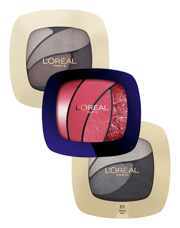 Тени для век Quadro COLOR RICHE, LOREALДекоративная косметика для глаз<br>Стойкие тени Color Riche «Квадро» для создания повседневных и торжественных образов.&#13;<br>&#13;<br>Тон: Е4, Е5, S10.<br><br>Бренды: Loreal Paris<br>Вид товара: Тени<br>Область ухода: Вокруг глаз<br>Назначение: Ежедневный уход<br>Возрастная группа: Более 40, До 30, До 40<br>Цвет: Тон S10