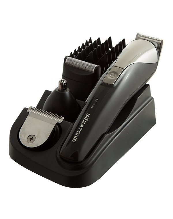 Машинка для стрижки и подравнивания бороды Gezatone BP 207 - Машинки для стрижки