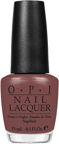"Лак для ногтей OPI  ""Wooden Shoe Like to Know?"", 15 ml"