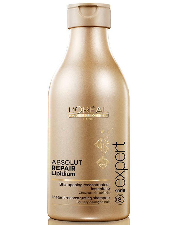 Шампунь Absolut Repair Lipidium Loreal