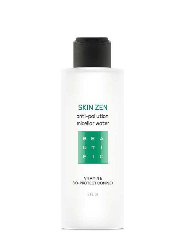 Вода мицеллярная для всех типов кожи с комплексом bio-protect, витамином Е Skin zen Beautific shiseido zen парфюмерная вода