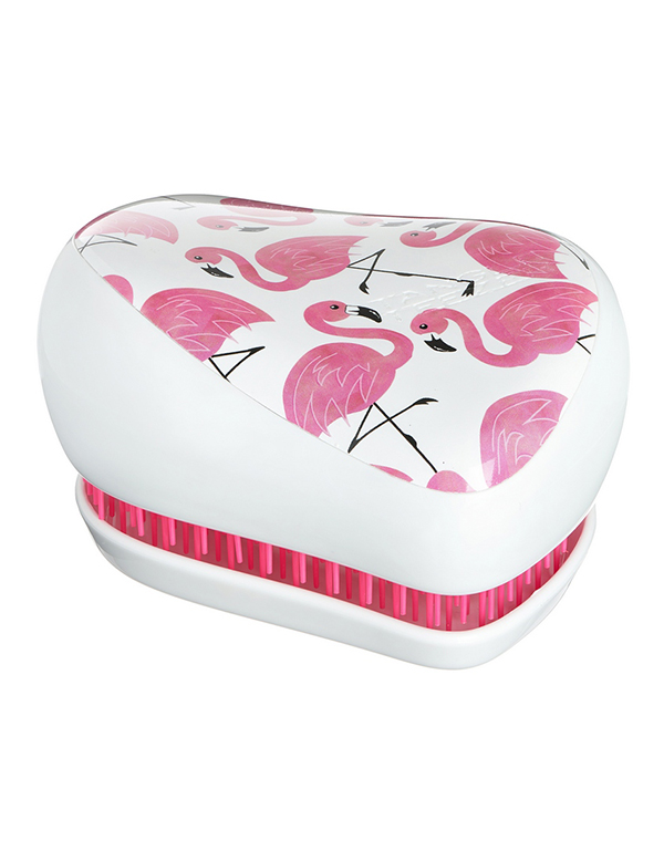 Расческа Tangle Teezer Compact Styler Skinny Dip White - Расчески