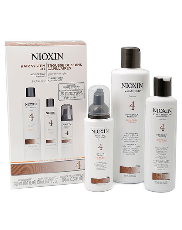 Шампунь Nioxin