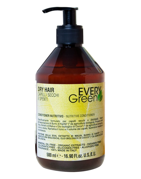 Кондиционер для сухих волос Dry hair capelli secchi e spenti, Dikson