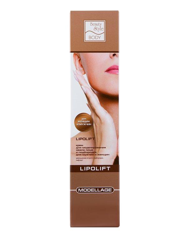 Крем Beauty Style Моделирующий крем для лица Beauty Style  LIPOLIFT, 150 мл, Modellage