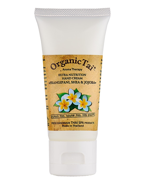 Крем Organic Tai - Косметика для рук и ног