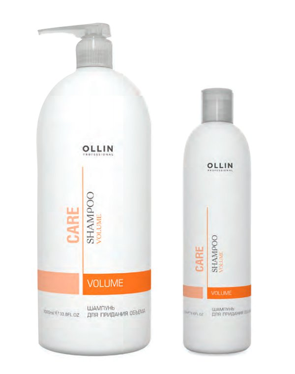 Шампунь для придания объема Volume Shampoo, Ollin