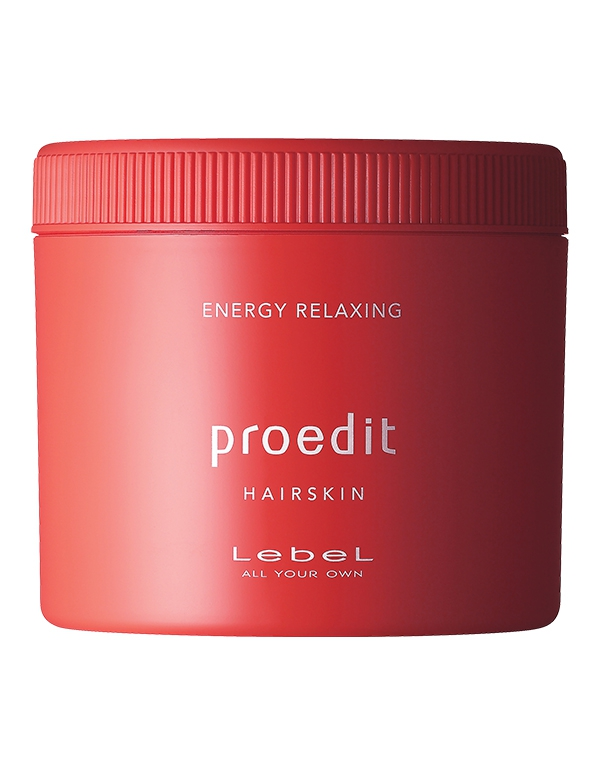 Сыворотка, флюид Lebel Крем для волос Proedit Hairskin Energy Relaxing, Lebel