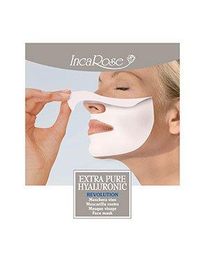 Маска для лица увлажняющая Revolution Inca Rose  17млМаски<br>Маска на основе гиалуроновой кислоты быстро восстанавливает уровень увлажнения даже в глубоких слоях кожи и способствует разглаживанию морщин. Еженедельное применение маски возвращает кожу гладкость и молодой вид!<br>