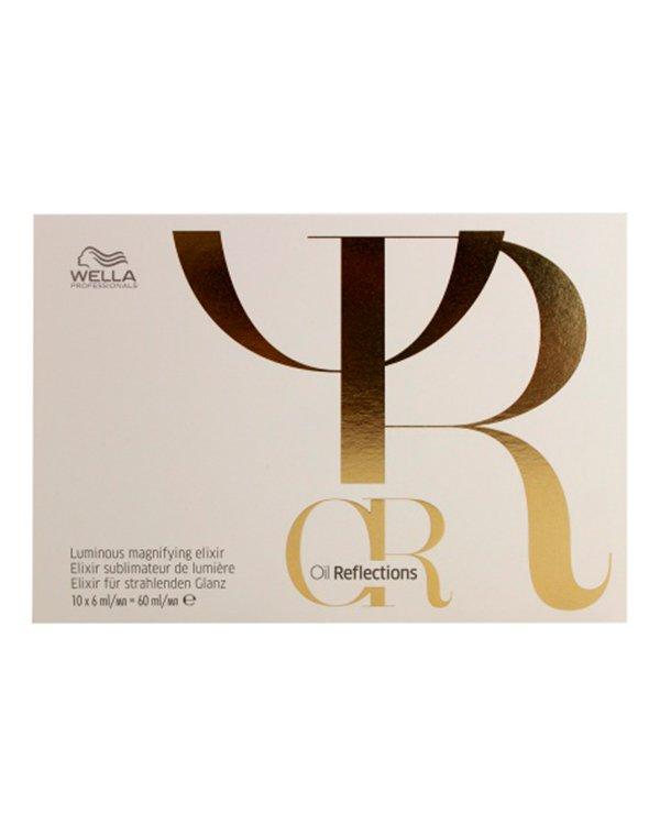 Сыворотка, флюид Wella Professional Эссенция для интенсивного блеска волос Wella