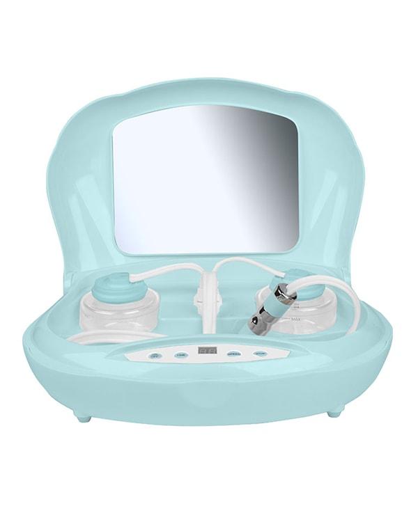 Аппарат для аквапилинга и вакуумной чистки лица Aqua Peeling MD-3a 400, Gezatone фото