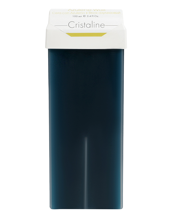 Воски в картриджах CristalineВоски для депиляции<br>Кремообразный воск в картридже. Обладает противоспалительным, успокаивающим и смягчающим действием. Эффективно удаляет волосы. Для всех т...<br><br>Бренды: Cristaline<br>Вид товара: Воски в картриджах<br>Область ухода: Бикини, Тело, Руки, Ноги<br>Назначение: Эпиляция, депиляция