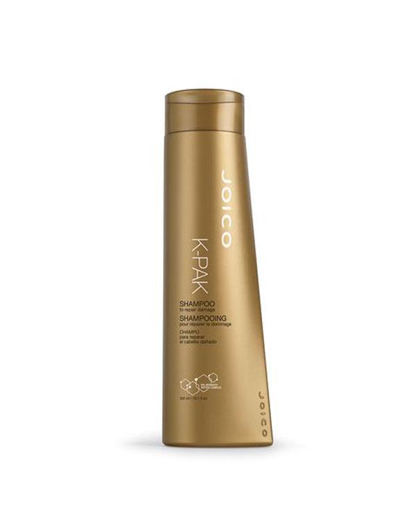 Фото - Шампунь восстанавливающий для поврежденных волос K-PAK Reconstruct Shampoo 300 мл Joico joico мусс для укладки с термозащитой k pak 300 мл