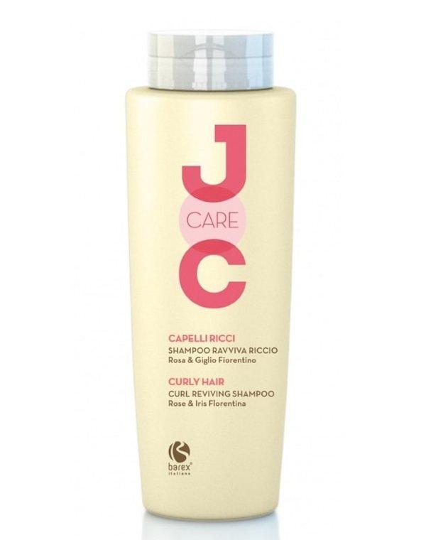 Шампунь BarexПрофессиональная косметика для волос<br><br><br>Бренды: Barex<br>Вид товара: Шампунь<br>Область ухода: Волосы<br>Назначение: Ежедневный уход, Для завивки<br>Тип кожи, волос: Нормальные, Вьющиеся<br>Косметическая линия: Joc care Линия для ухода по длине волос<br>Объем мл: 1000