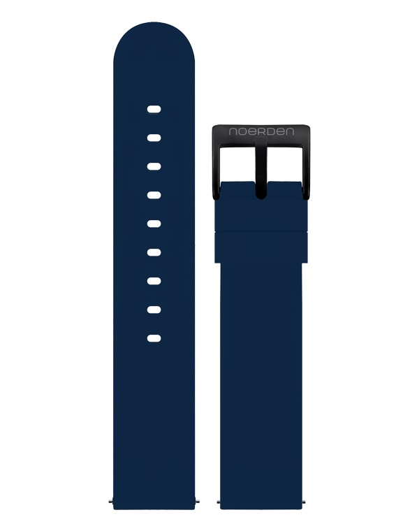 Купить Аксессуары и расходники Noerden, Ремешок для часов силикон, Noerden, 20 мм, КИТАЙ